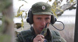 Связисты российской военной базы в Южной Осетии начали тактико-специальные учения