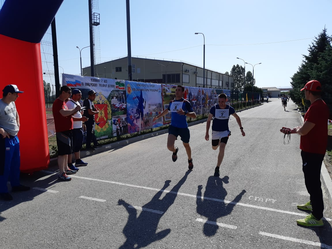 В Северной Осетии стартовал чемпионат по лёгкой атлетике 58-й армии