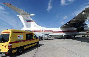 Мальчика, пострадавшего при падении дерева во Владикавказе, могут транспортировать в Москву