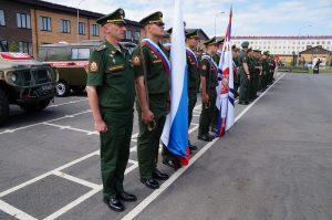Курсанты военной полиции начали спецподготовку в учебном центре в Северной Осетии