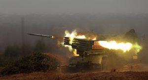 Российская артиллерия в Южной Осетии обрушит на «противника» подвижный огонь