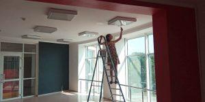 В помещениях для «Точек роста» в Северной Осетии идут ремонтные работы