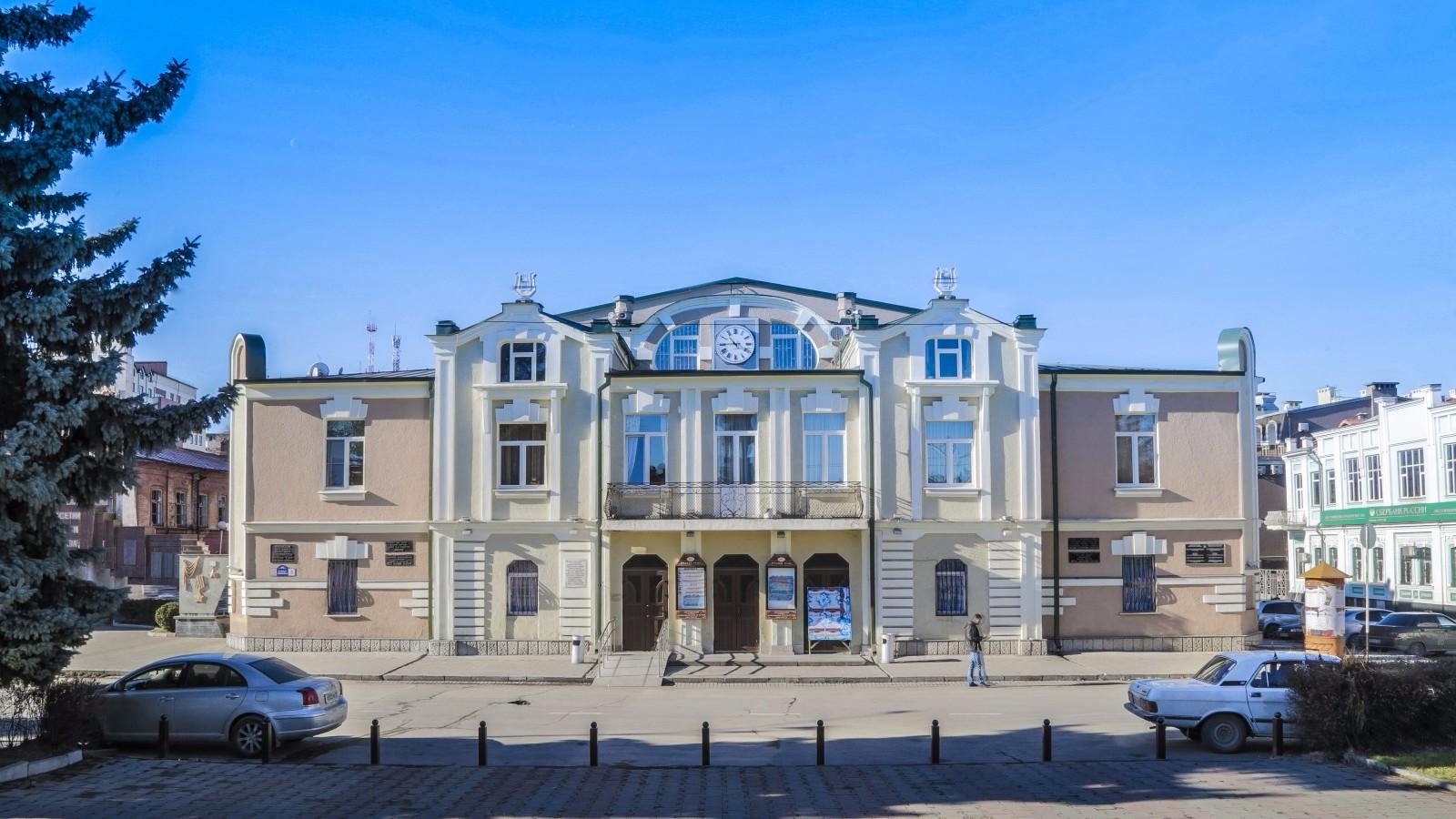Русский театр приглашен на фестиваль «Крымская театральная осень-2020»