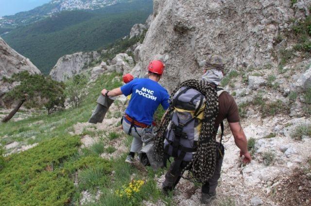 Спасатели начали поиски туриста из Владикавказа, пропавшего в горах
