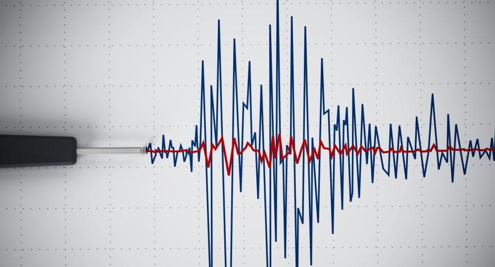 В Южной Осетии произошло землетрясение