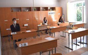 В Северной Осетии стартовал основной период ЕГЭ