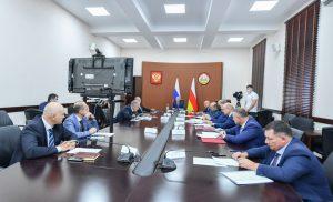 Вячеслав Битаров: Криминогенная ситуация в республике остается сложной