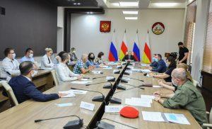 Создание условий для развития и профессиональной самореализации молодежи обсудили на совещании под председательством Вячеслава Битарова