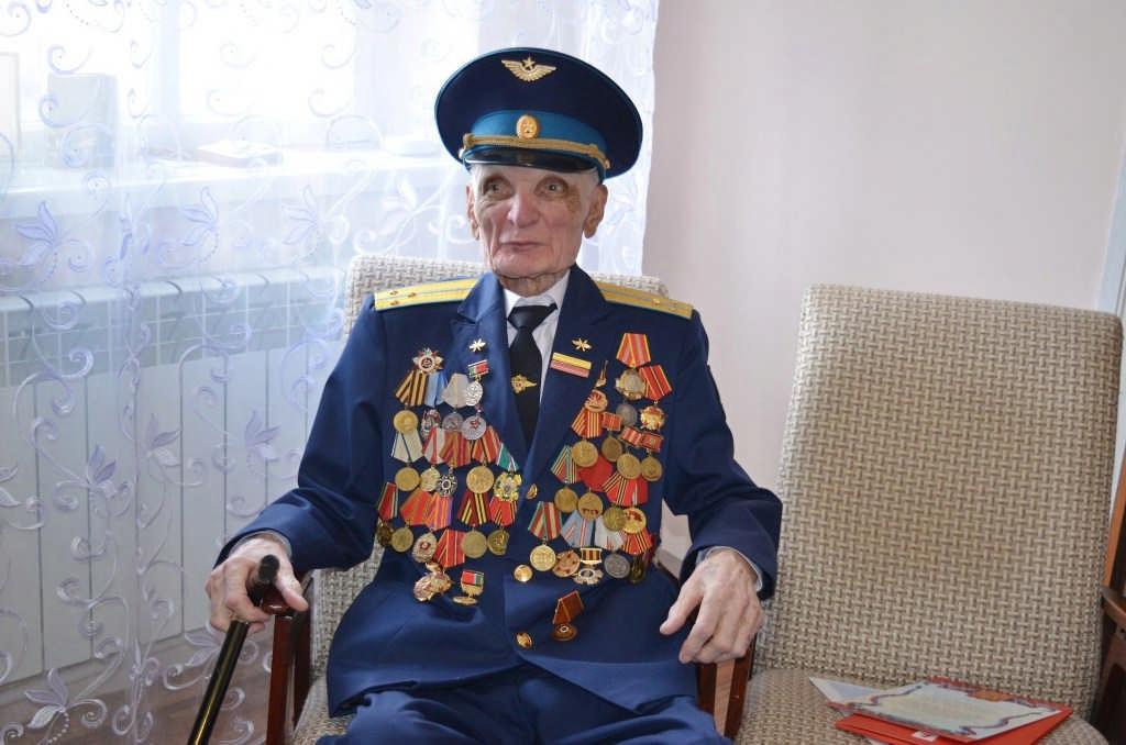 Ушел из жизни участник Великой Отечественной войны Николай Габеев