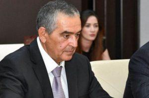 Врио министра природных ресурсов и экологии назначен Маирбек Моураов