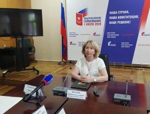 ЦИК озвучил предварительные итоги голосования по поправкам в Конституцию РФ в Северной Осетии