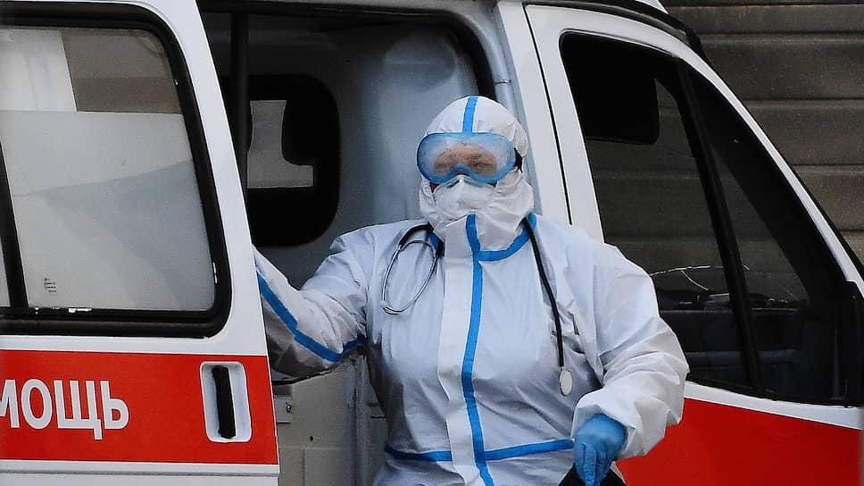 В Северной Осетии за сутки резко возросло количество госпитализированных в ковид-стационары