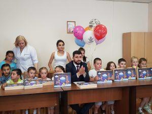 Пригородная ЦРБ приняла участие в благотворительной программе «Мир без слез» банка ВТБ