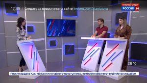 Россия 24. Помощь волонтеров в период пандемии