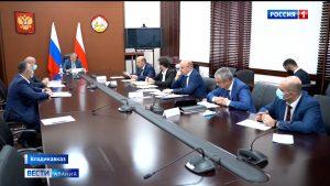 Вячеслав Битаров провел совещание по вопросам электроэнергетики