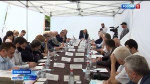Вячеслав Битаров провел заседание совета по предпринимательству
