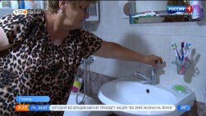 Жители Гизели вновь жалуются на нехватку воды