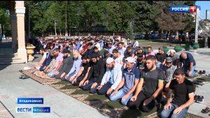 Мусульмане республики отмечают Курбан-байрам