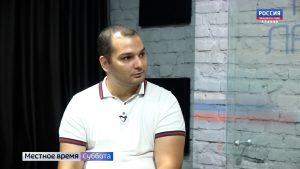 #AlaniaLab. Батрадз Хугаев