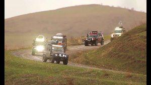 Автомобильная экспедиция «От Боспора до Каспия» завершится во Владикавказе