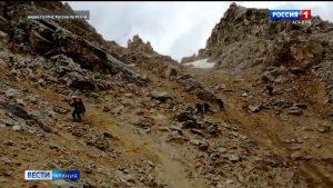 Тело пропавшего фотографа Валерия Сабанова обнаружили в верхней части ледника Кайсар