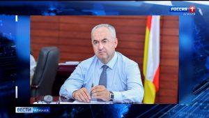 Таймураз Тускаев и Эльбрус Кубалов обсудили реализацию нацпроекта «Культура»