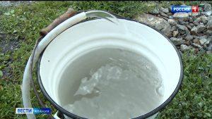 Жители Фиагдона жалуются на проблемы с водой