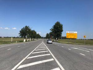 В Северной Осетии отремонтируют 3 км ведущей к аэропорту трассы