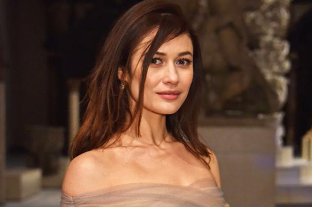 Французская актриса Ольга Куриленко поддержала Зарину Бадоеву