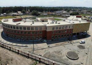 В Моздоке завершено строительство школы на 500 мест