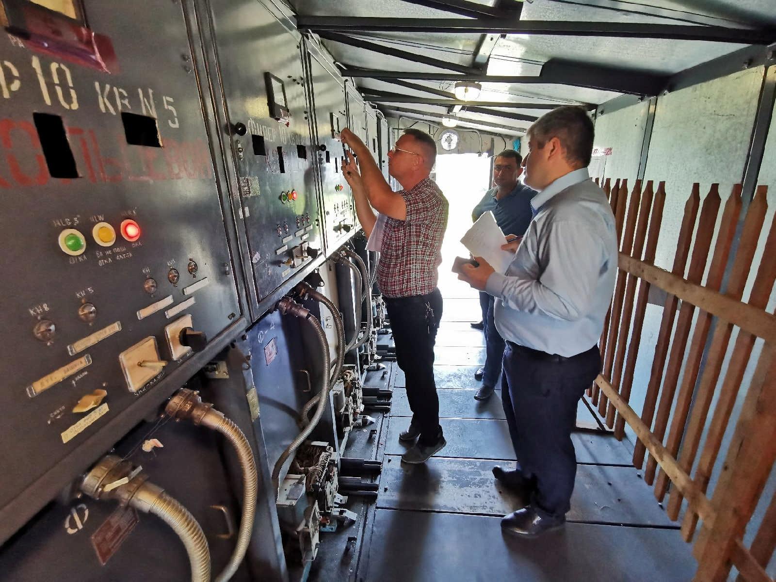 В Ардоне и Беслане проводят анализ работы электросетевых организаций