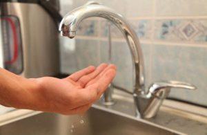 В Промышленном районе Владикавказа из-за проведения аварийно-восстановительных работ ограничена подача воды