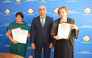 В Министерстве образования и науки наградили победителей всероссийского конкурса