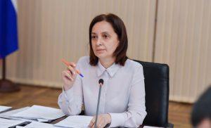Вице-премьер Ирина Азимова провела заседание межведомственной комиссии по делам несовершеннолетних