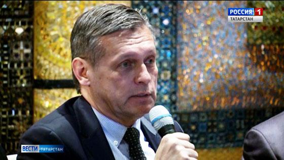 Заместитель генерального директора ВГТРК Рифат Сабитов удостоен Благодарности мэра Москвы