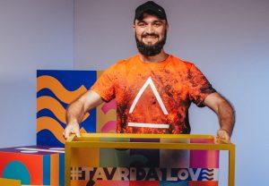 Ахсар Тибилов стал победителем форума «Таврида» с проектом «Киношкола»
