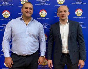 Руслан Албегов назначен директором спортивной школы по тяжелой атлетике