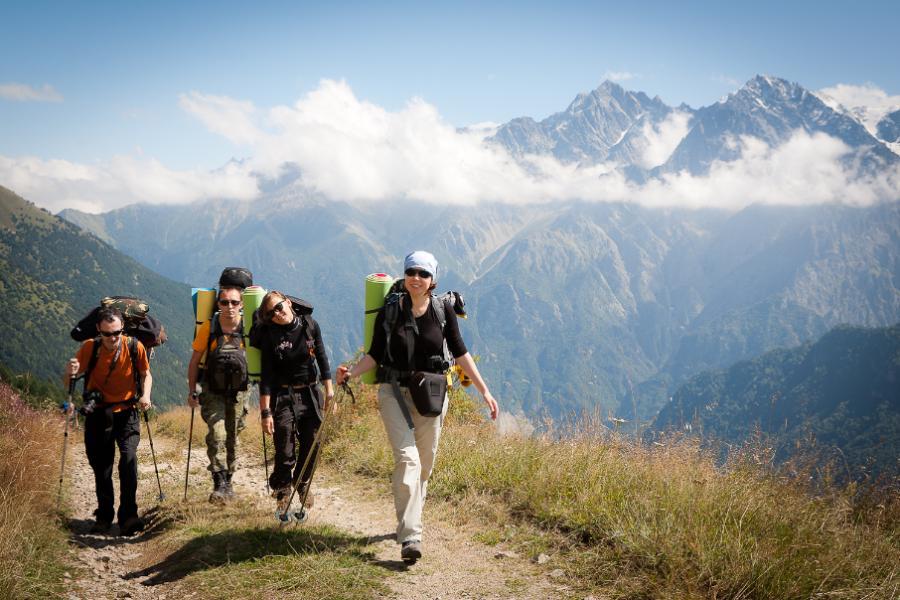 Маршруты Дигорского и Кармадонского ущелий — самые популярные в республике среди туристов и альпинистов