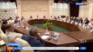 В СКГМИ проходит всероссийская конференция, посвященная вопросам промышленной безопасности