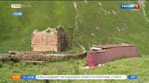 В ближайшие дни  в Зругском храме начнутся реставрационные работы