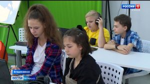 Во владикавказском «Кванториуме» проходят летние «инженерные каникулы»