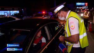 Инспекторы ГИБДД провели масштабные рейды по выявлению нетрезвых водителей