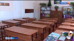 Школы республики подготовились к новому учебному году с учетом требований Роспотребнадзора