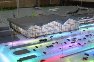 В аэропорту «Владикавказ» построят новый аэровокзал для внутренних линий