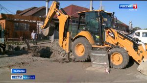 В сёлах республики идёт реконструкция водопроводных сетей в рамках программы «Устойчивое развитие сельских территорий»