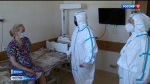 Правобережная ЦРБ продолжает принимать беременных с подозрением на коронавирус