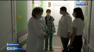 Врачи детской поликлиники №1 вернулись к привычному режиму работы