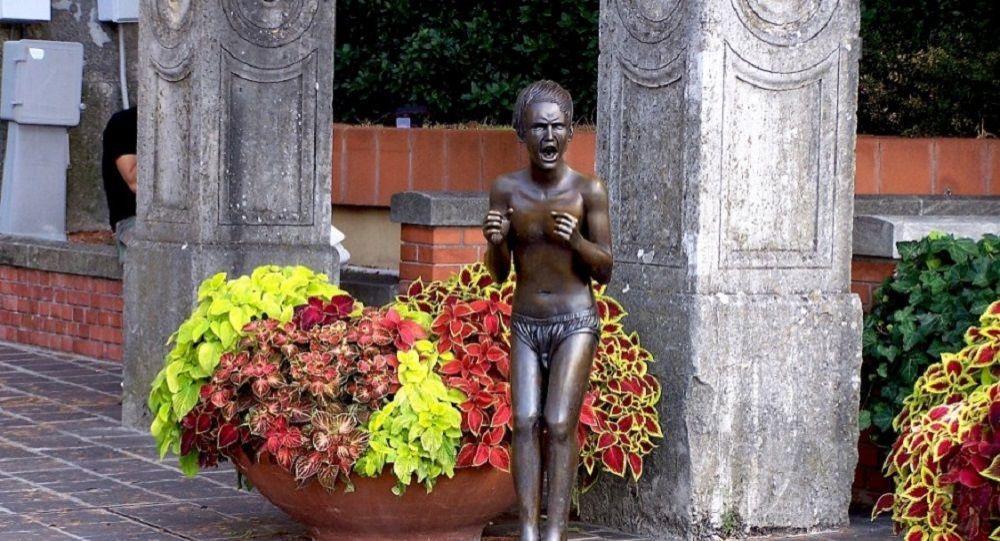 Автор памятника детям Беслана в Сан-Марино: «Хотел бы привезти его копию в Осетию»