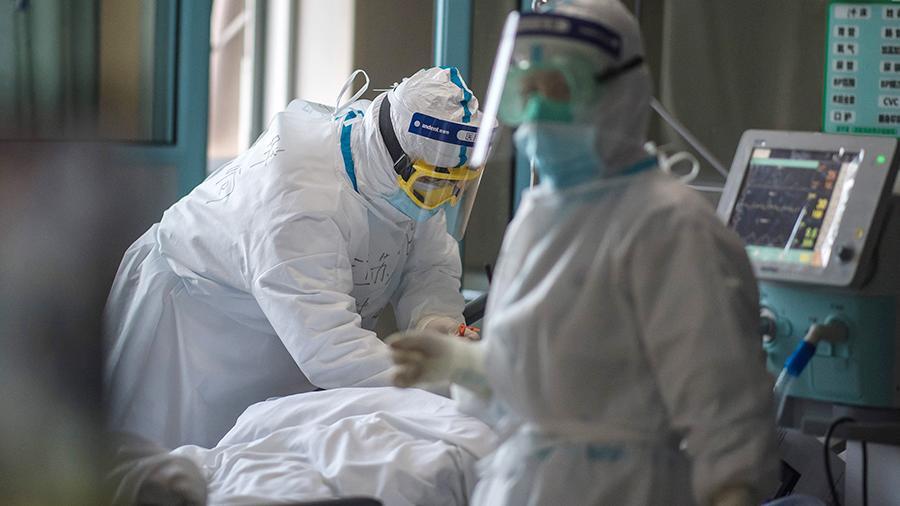 В КБСП скончался пациент с коронавирусом