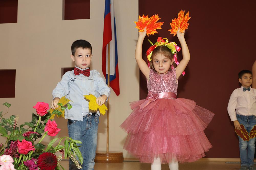 Во Владикавказа прошло торжественное чествование работников дошкольного образования